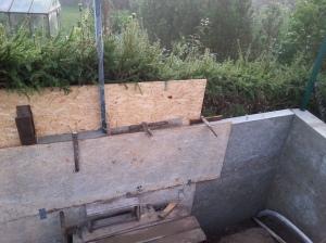 stebetinai gerai laiko OSB 18mm siektiek imirko, isigere betono, bet atlaikys tikrai dar nemazai